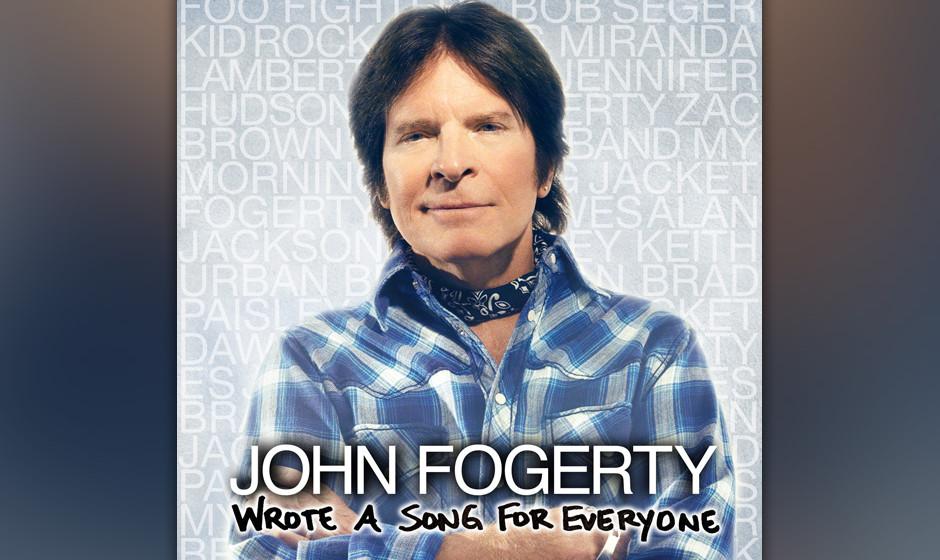 """71. John Fogerty. Das jecke Jaulen, das """"Green River"""" und """"Proud Mary"""" und andere Spät-Sechziger-Hits von Creedence"""