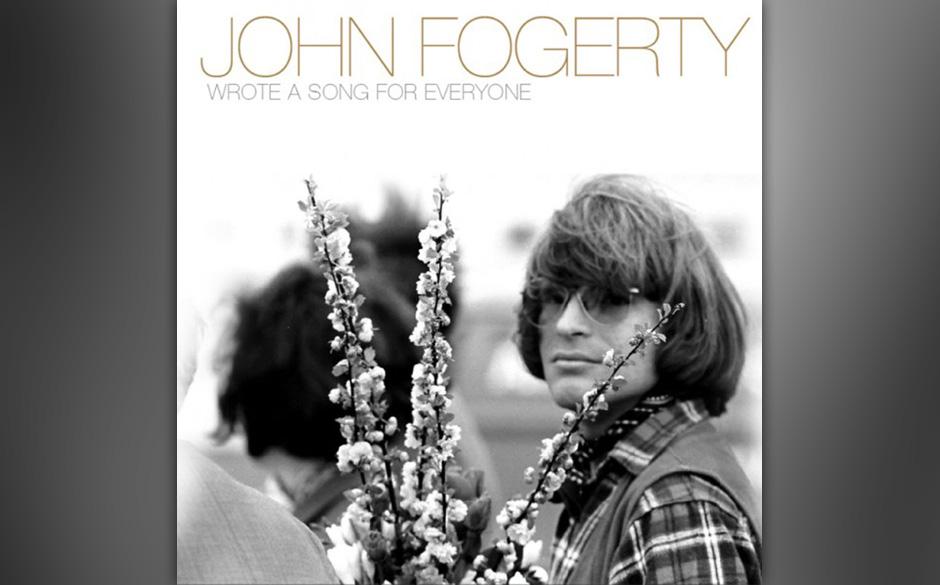 """""""Es war dieser bedrohliche Sound."""" Den John Fogerty bis heute mit gutturalem, markigem Bellen auf seinen Solo-Platten for"""