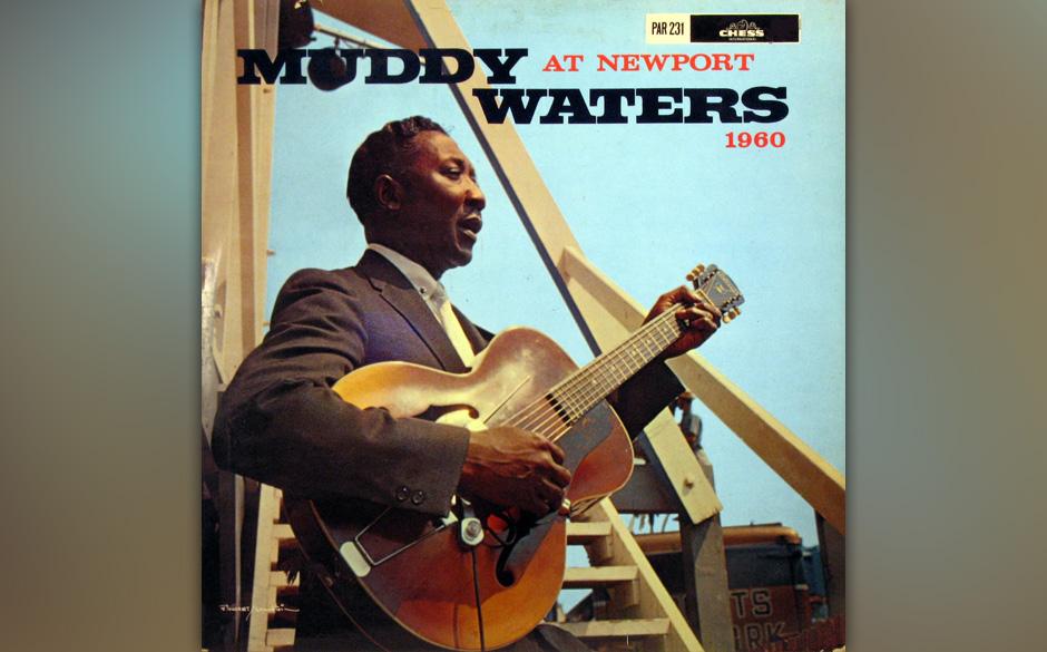 Mein Ansatz bei diesem Song war, die bestmögliche Muddy-Waters-Imitation hinzukriegen. Es gibt keinen Grund, allzuweit von s