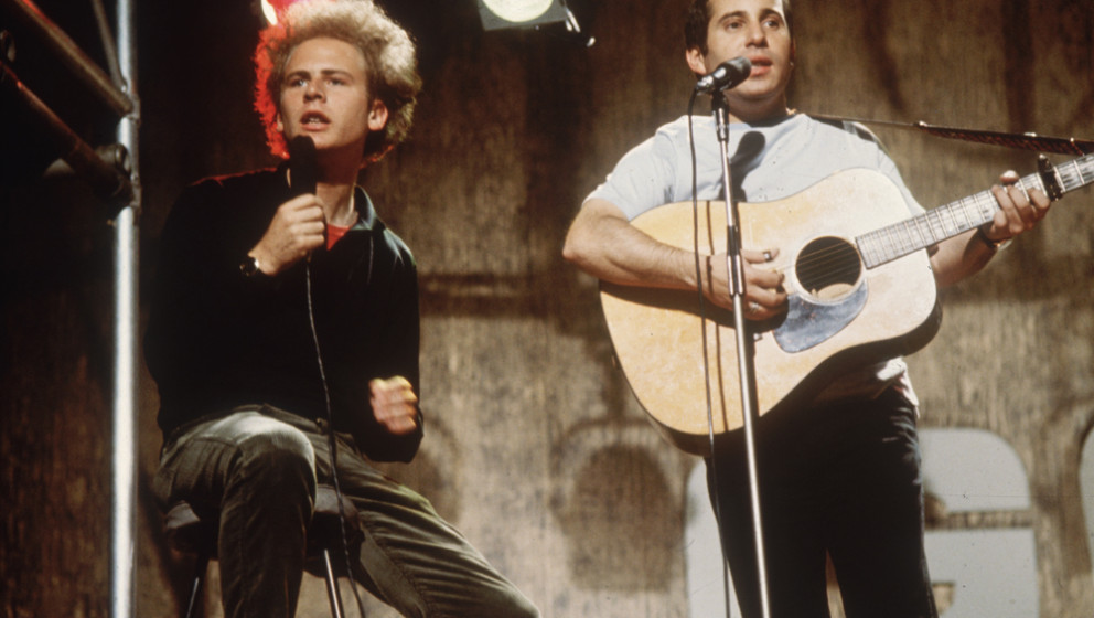 """""""Ich singe gern ganz vom Herzen her"""", sagt Garfunkel. """"Man versucht, als Person authentisch zu sein, samt dem Zweifeln,"""