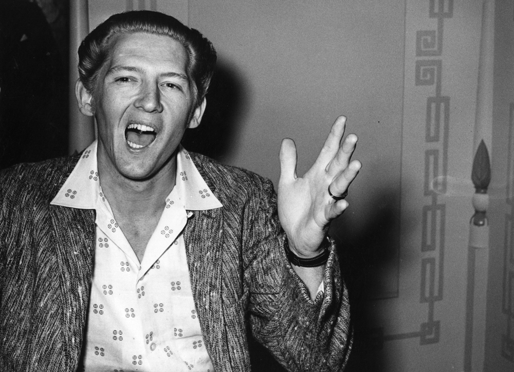 """""""Evangelikal"""", nennt es Steve Van Zandt. Lewis konnte zudem mühelos von Rockabilly-Shouter auf klassischen Countrysänge"""