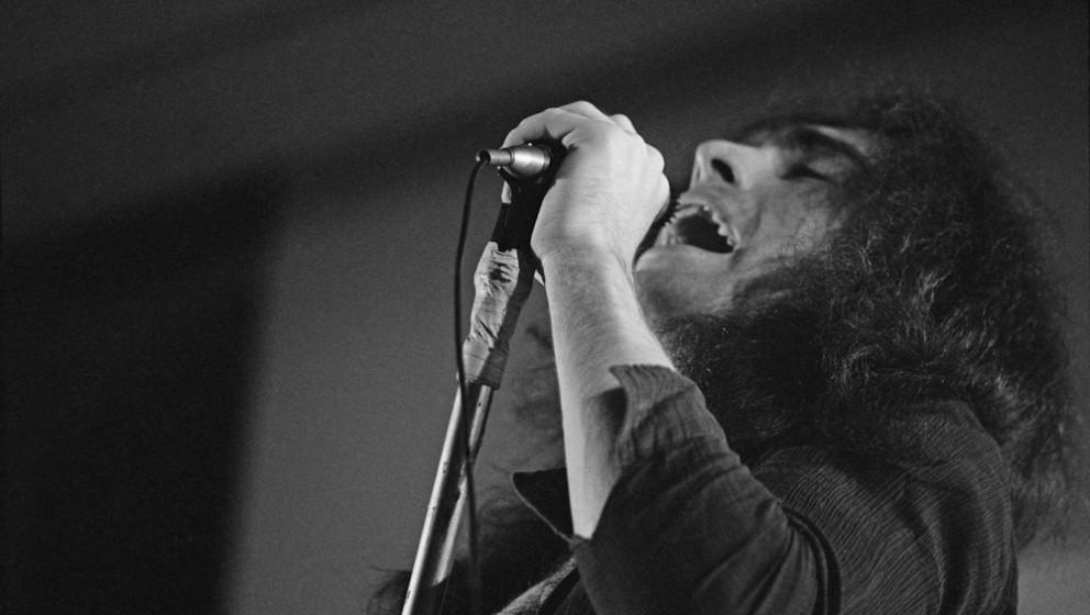 """55.  Paul Rodgers. """"Seine Stimme ist so tough und maskulin"""", sagt Alison Krauss, die schon als ein kleines Mädchen für"""