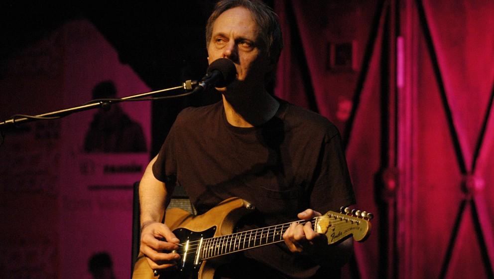 Tom Verlaine: Konzert des Musikers mit seiner Band am 13.07.2006 in Hamburg Fabrik
