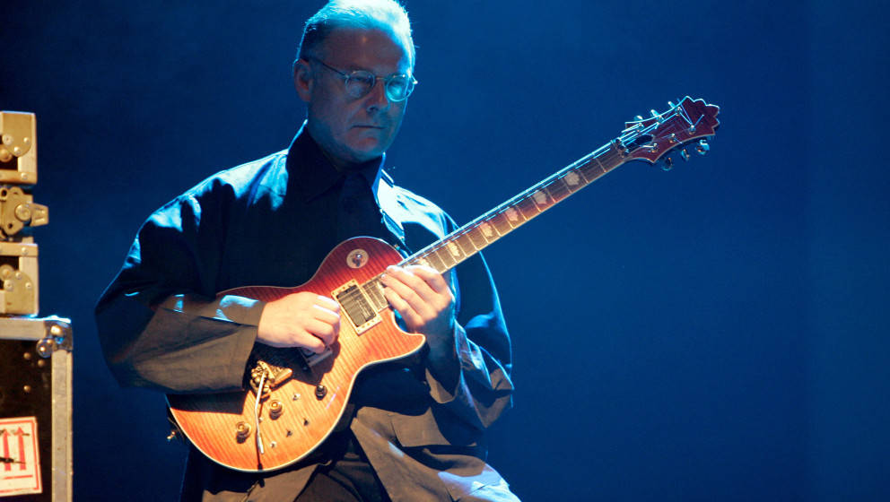 Robert Fripp (Photo by Jean Baptiste Lacroix/WireImage)