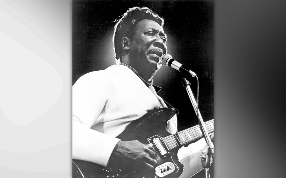 UNSPECIFIED - CIRCA 1970:  Photo of Muddy Waters  Photo by Michael Ochs Archives/Getty Images
