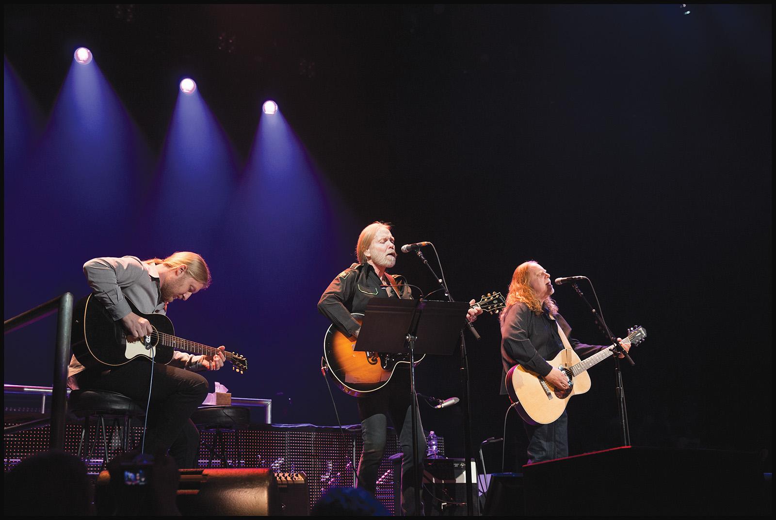 16. Joyful Noise – The Derek Trucks Band, 2002. Ein Gospel-inspirierter Jam mit kirchenchorhaften Vocals und einem von den