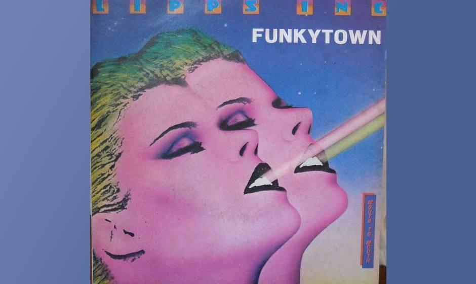 Lipps, Inc. – Funkytown (1980) Zwar schon 1979 zum ersten Mal veröffentlicht, aber richtig steil ging 'Funkytown' erst 198
