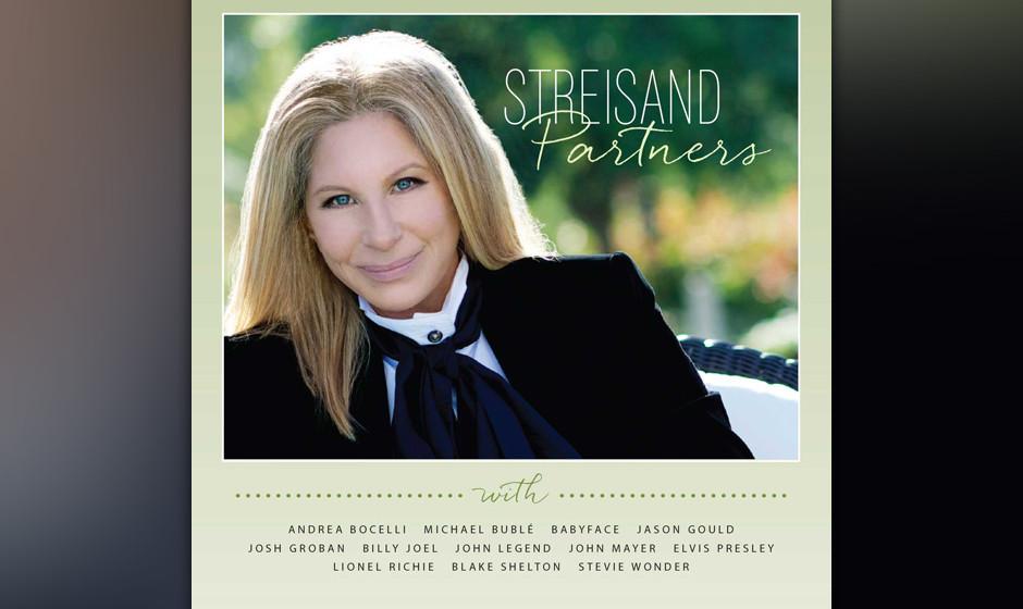 Barbra Streisand (72): 245 Mio verkaufte Tonträger