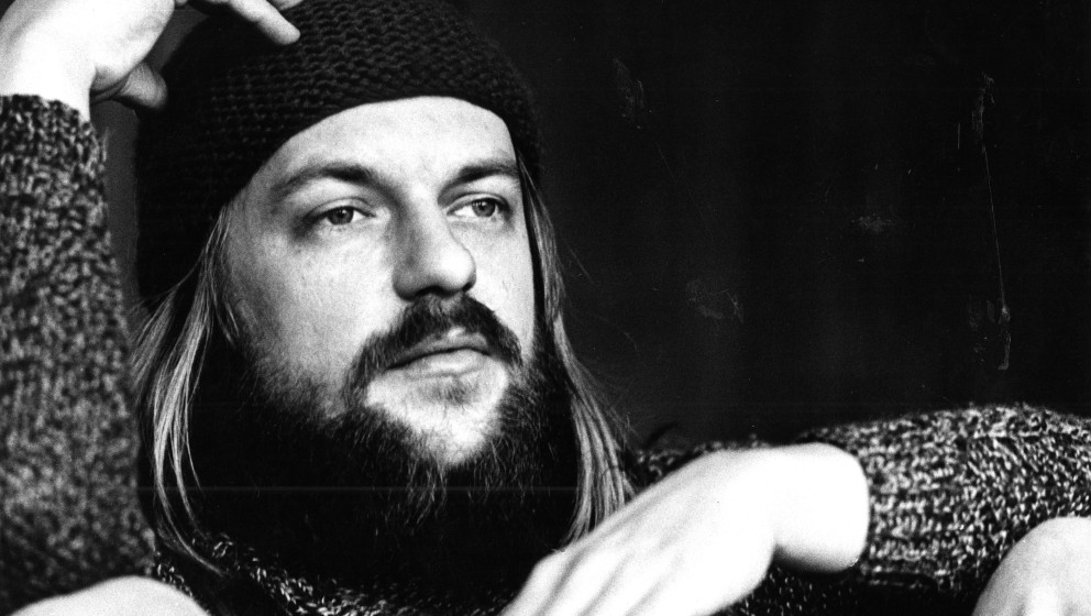 AMSTERDAM, NETHERLANDS - JANUARY 01: Robert Wyatt posed in Amsterdam, Netherlands circa 1972 (Photo by Gijsbert Hanekroot/Red