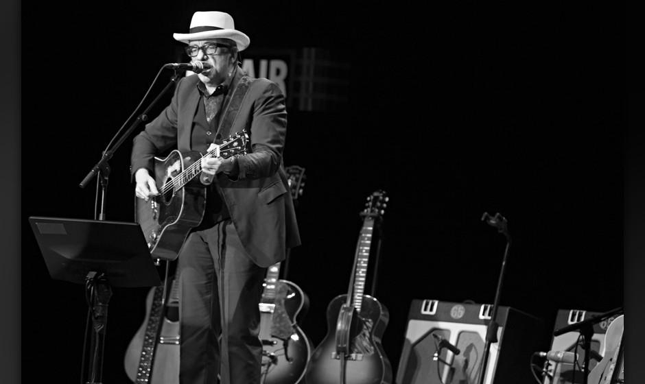 Elvis Costello live in Stuttgart