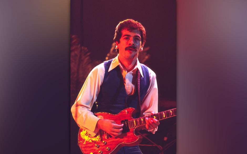 Santana 1976 Carlos Santana  (Photo by Chris Walter/WireImage)