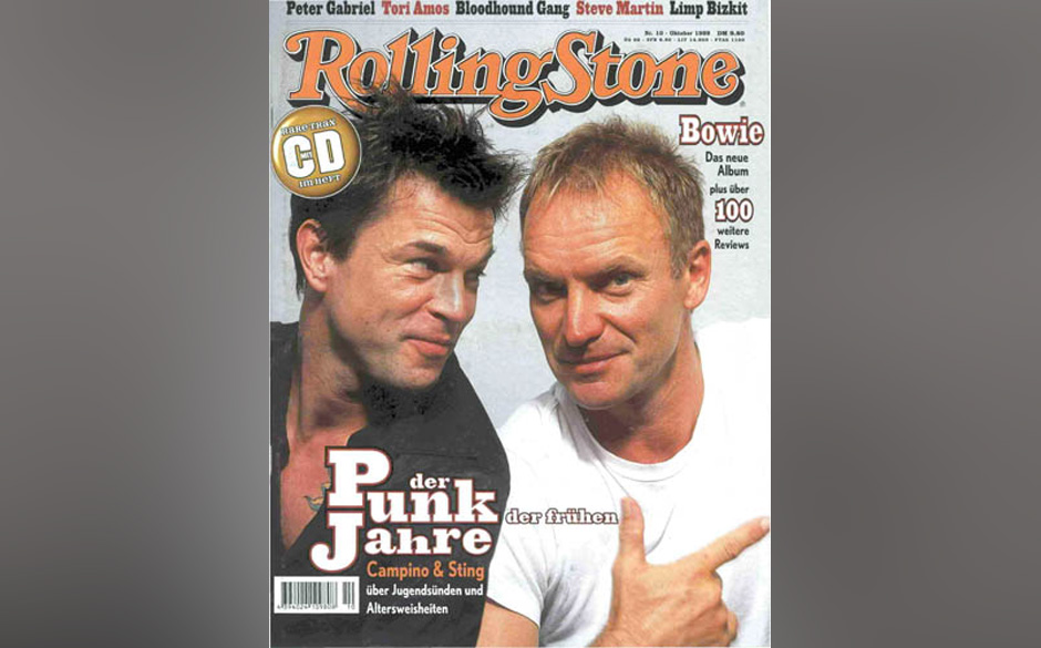 10. Sting/The Police (4x)