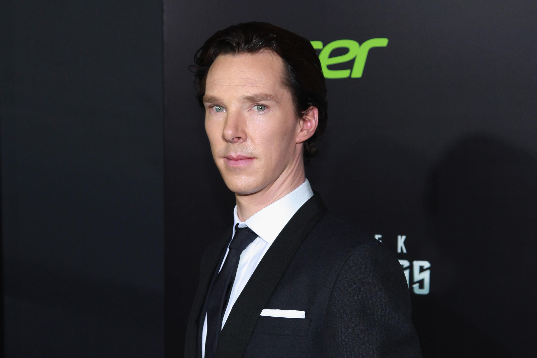Der Schauspieler Benedict Cumberbatch beim 'Star Trek Into Darkness'-Screening.