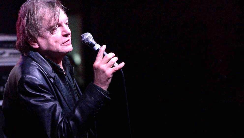 Sänger Mark E. Smith gestorben