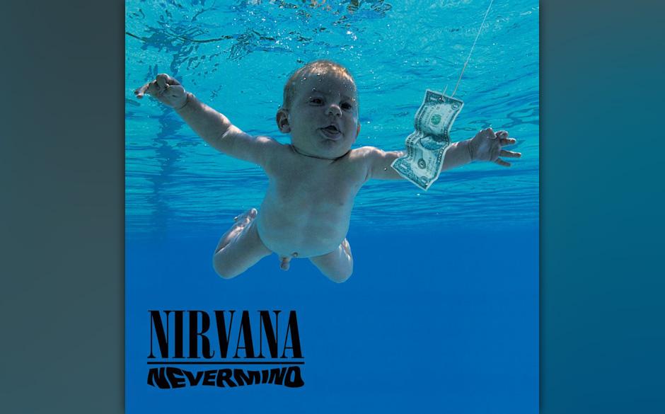 Beinahe jeder Musikinteressierte kennt das schwimmende Kleinkind, das Nirvanas 'Nevermind' ziert, schon einmal gesehen. Nur w