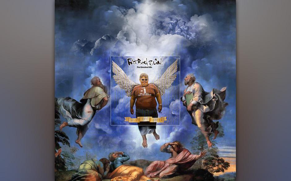...nämlich die 'Transfiguration', das letzte Bild vom Alten Meister Raffael - allerdings mit einem etwas moderneren Anstrich