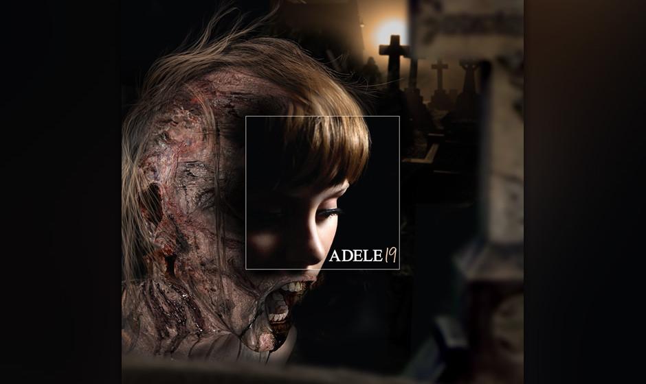 Doch auch hier trügt der Schein. Die Zombie-Adele sorgt eher für Horror und Grusel anstatt für Glücksgefühle.