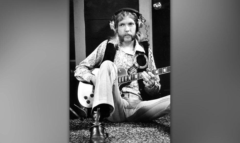 UNSPECIFIED - JANUARY 01:  Photo of Duane Allman  (Photo by Michael Ochs Archives/Getty Images)