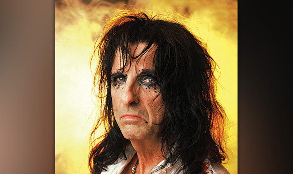 Alice Cooper - 'Godfather of Shock Rock' (VÖ: tba)