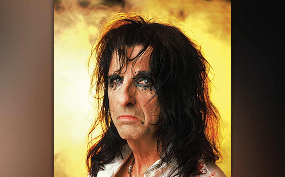Alice Cooper - 'Godfather of Shock Rock' (VÖ: tba)