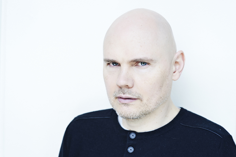 Sänger der Smashing Pumpkins: Billy Corgan