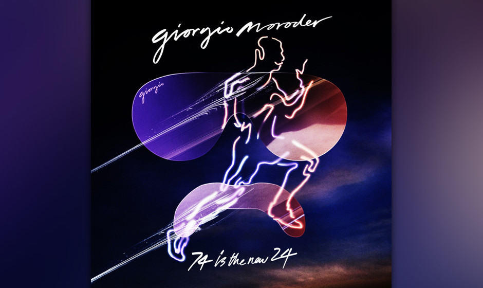 Giorgio Moroder - '74 is the new 24' (VÖ: tba)