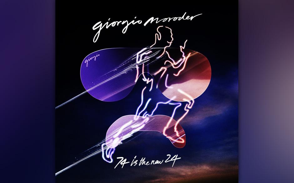 Giorgio Moroder - '74 is the new 24' (VÖ: tba)