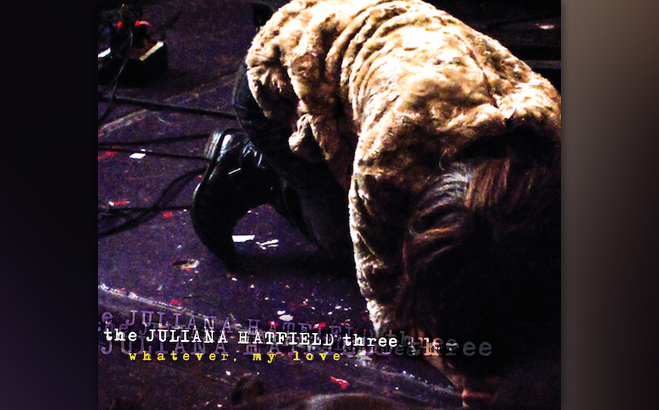 The Juliana Hatfield Three - 'Whatever My Love' (VÖ: 17.2.)