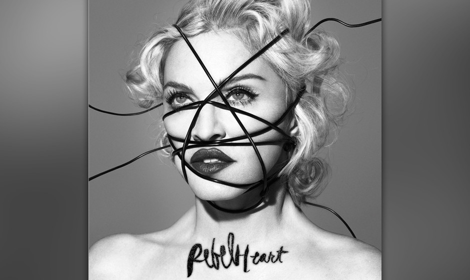 Madonna - 'Rebel Heart' (VÖ: 10.3.)