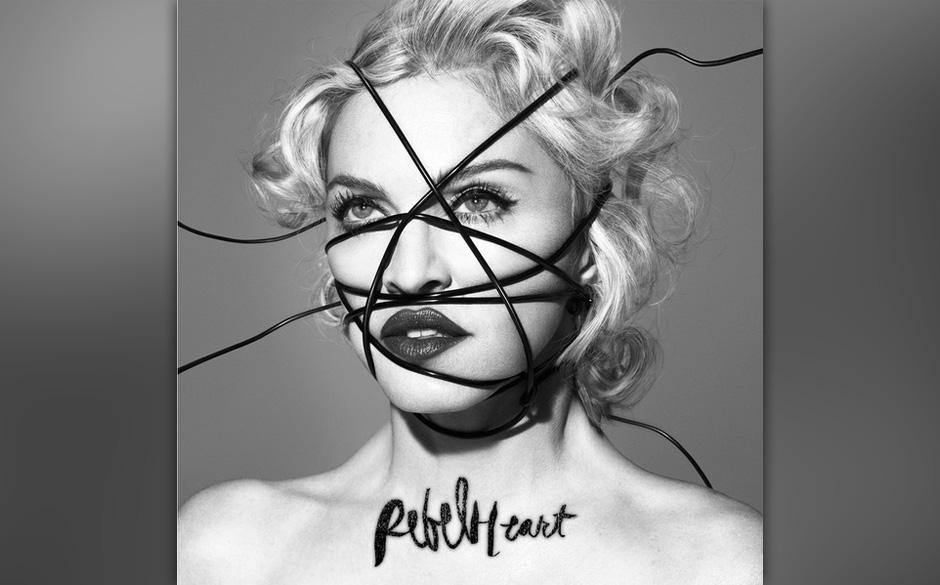 Madonna - 'Rebel Heart' (VÖ: 10.3.)