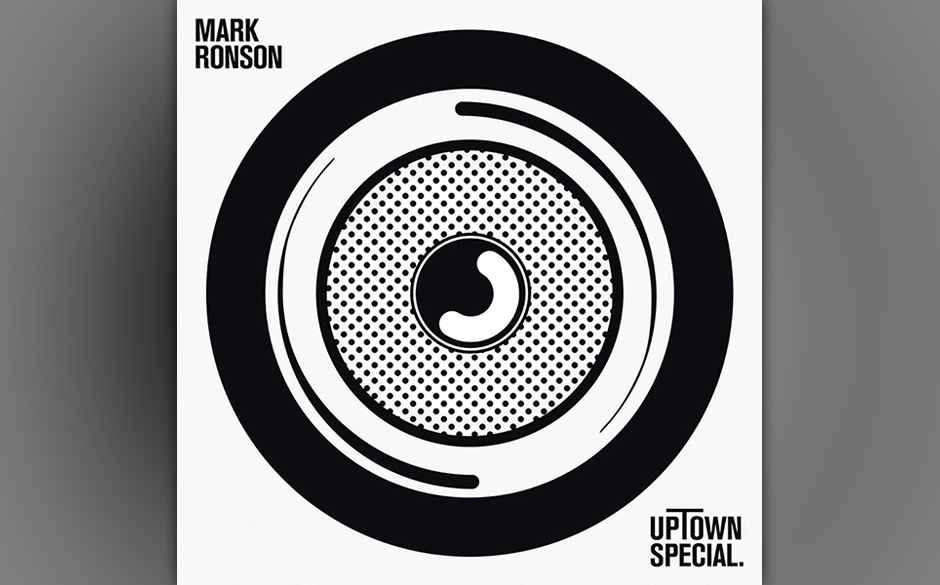 Mark Ronson - 'Uptown Special' (VÖ: 23.1.)