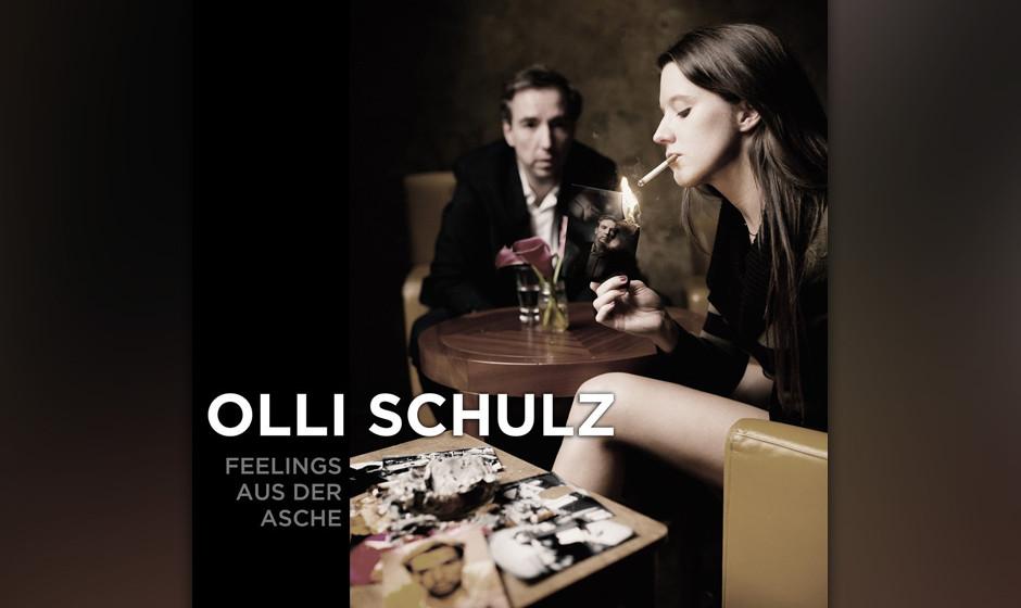 Olli Schulz - 'Feelings aus der Asche' (VÖ: 9.1.)