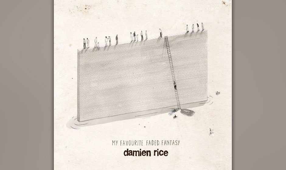 Damien Rice - My Favourite Faded Fantasy