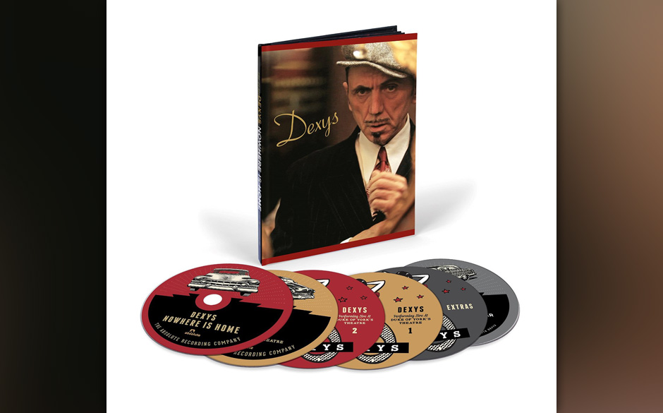 Dexys - Nowhere Is Home-Deluxe Box Set