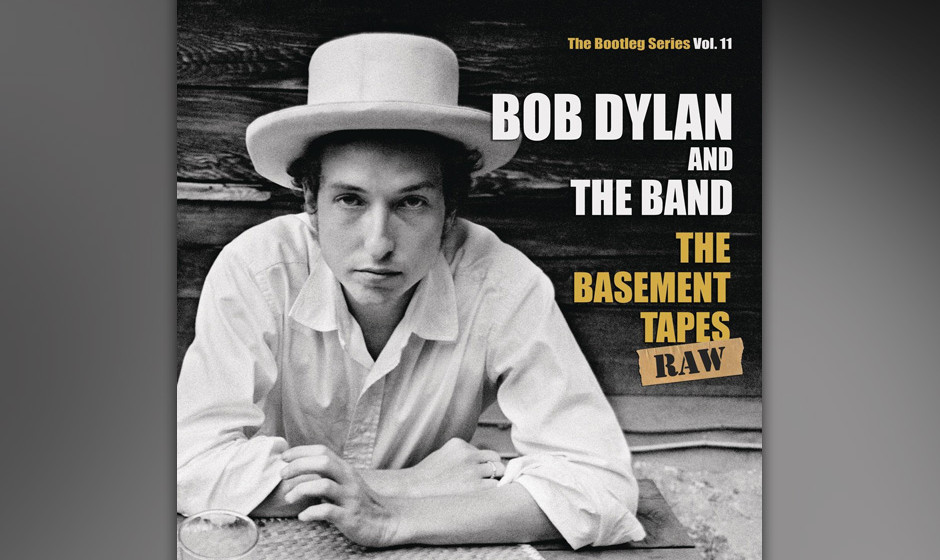 Bob Dylan And The Band - The Basement Tapes Raw: The Bootleg Series Vol. 11