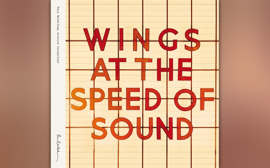 Wings - At The Speed Of Sound (Reissue)