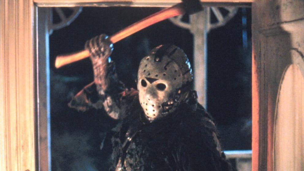 FREITAG DER 13. - 7. TEIL - Jason im Blutrausch (Friday the 13th - Part VII - The new blood; USA 1988) Horror / Beil, Gewaltd