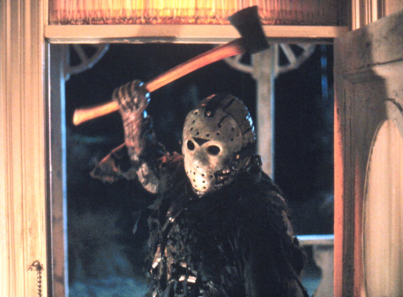 FREITAG DER 13. - 7. TEIL - Jason im Blutrausch (Friday the 13th - Part VII - The new blood; USA 1988) Horror / Beil, Gewaltd