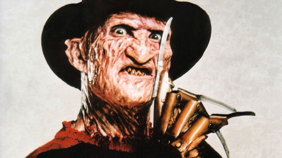 "2. Freddy Krueger (""Nightmare On Elm Street"", Wes Craven 1984)"