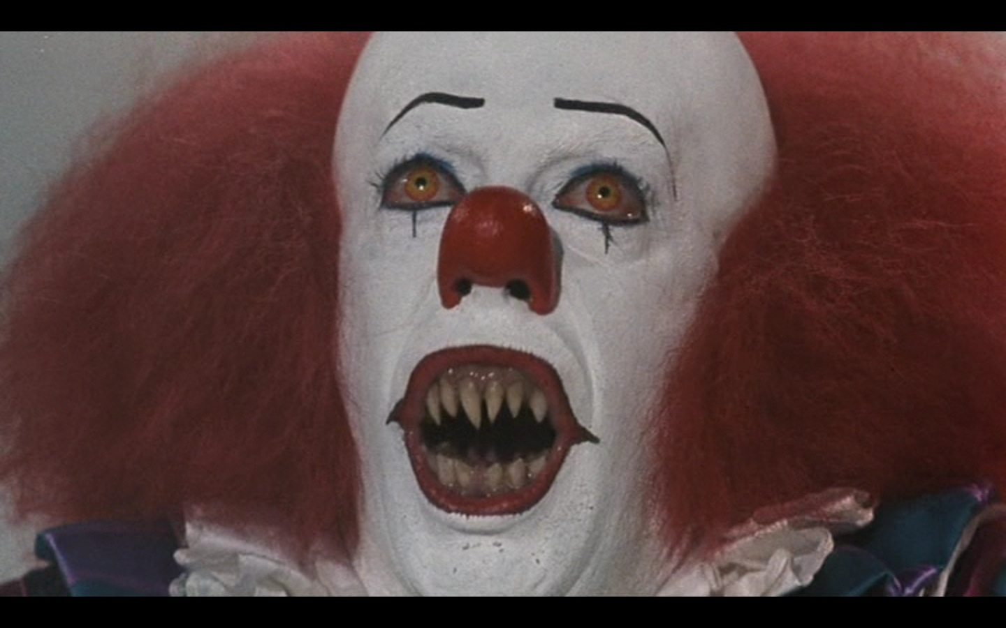 "8. Pennywise (""Es"", Tommy Lee Wallace 1990)"