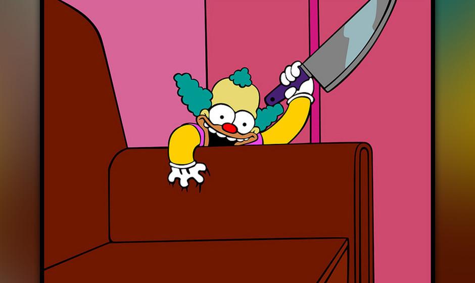 4. Bösartige Spiele (Treehouse Of Horror III)   Mit der frivolen Chucky-Persiflage Krusty, die Mörderpuppe - 'Clown Without