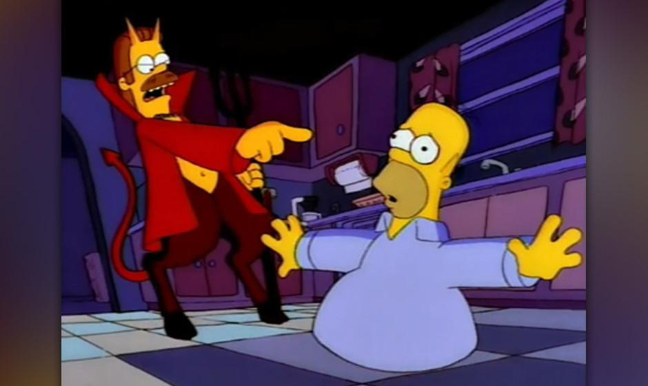 3. Die Fahrt zur Hölle (Treehouse Of Horror IV)  Fast alle Halloween-Specials sind wahre Zitate-Monster. Referenzen an Liter
