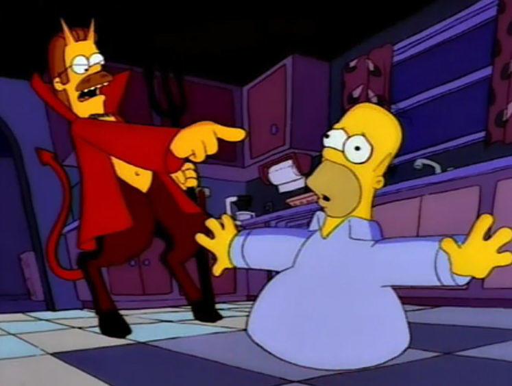 Die Simpsons Und Halloween Die Besten Treehouse Of Horror Folgen