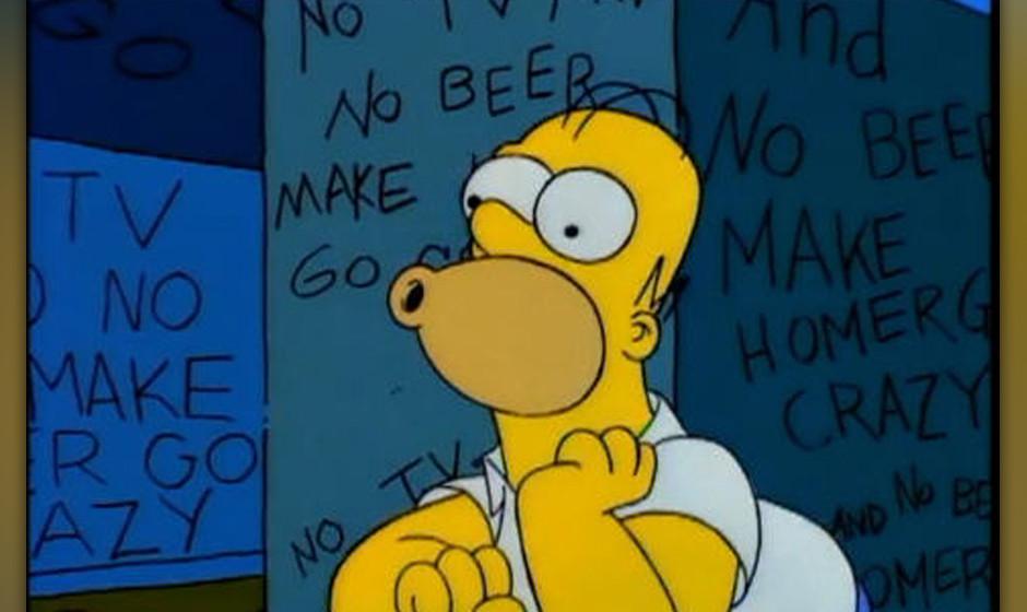 2. Furcht und Grauen ohne Ende (Treehouse Of Horror V)  Fast - aber nur fast - die beste Horror-Folge der Simpsons, denn sie