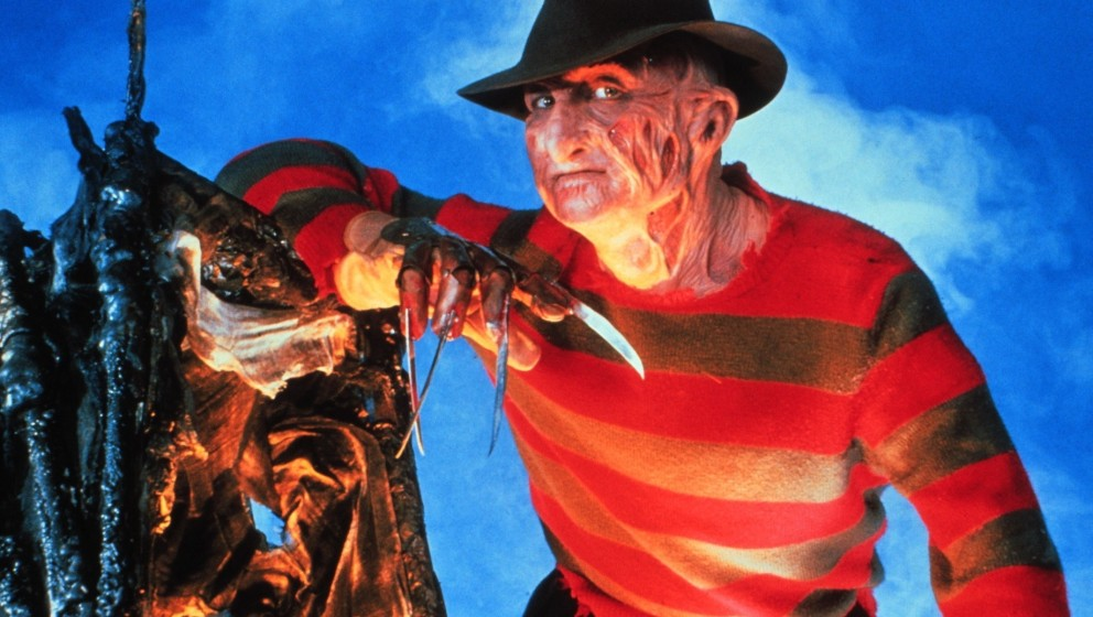 Nightmare 5 - Das Trauma (A Nightmare on Elm Street: The Dream Child, USA 1989, Regie: Stephen Hopkins) Robert Englund (als F