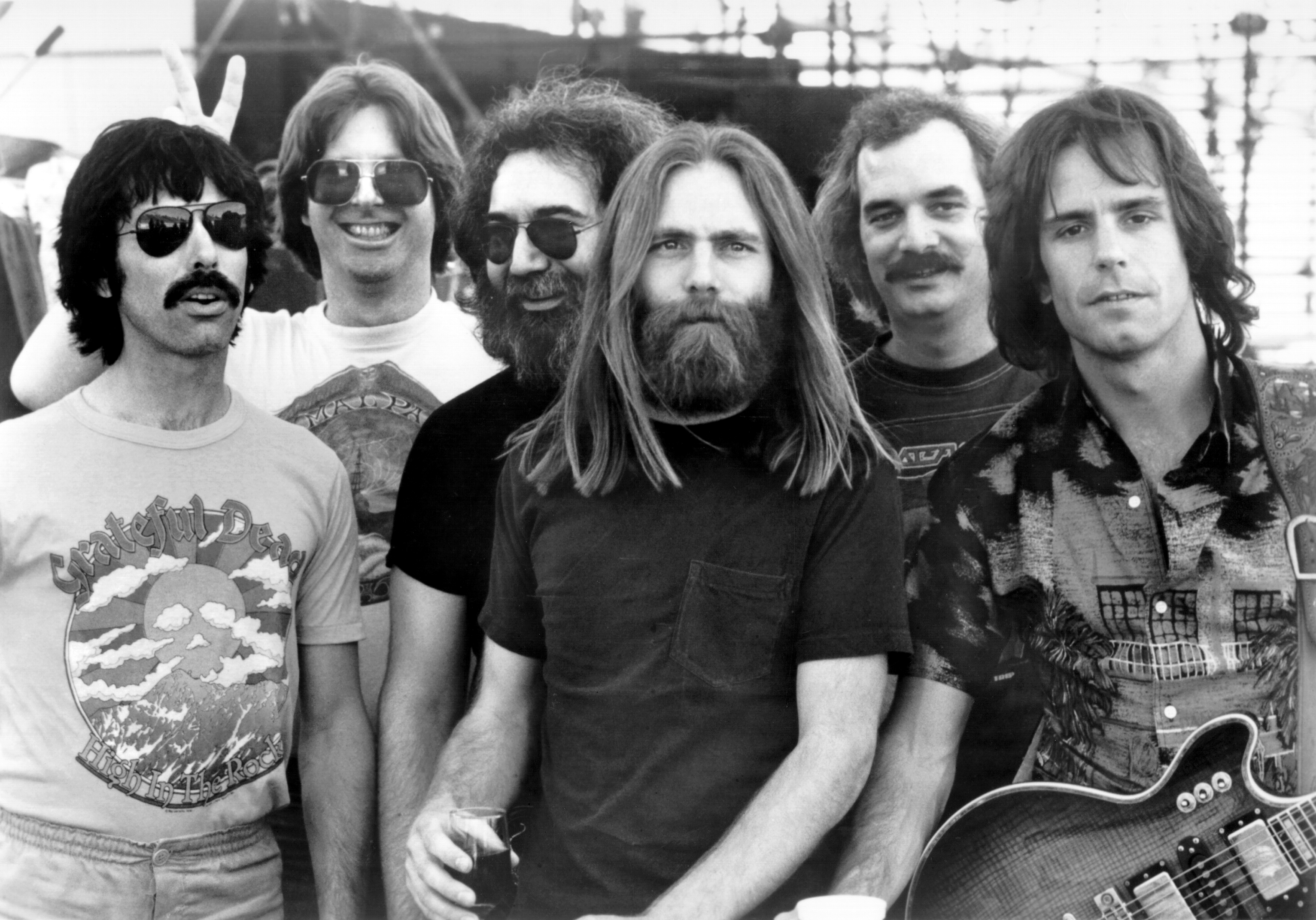 Unspecified Circa 1960 Photo Of Grateful Dead Photo By