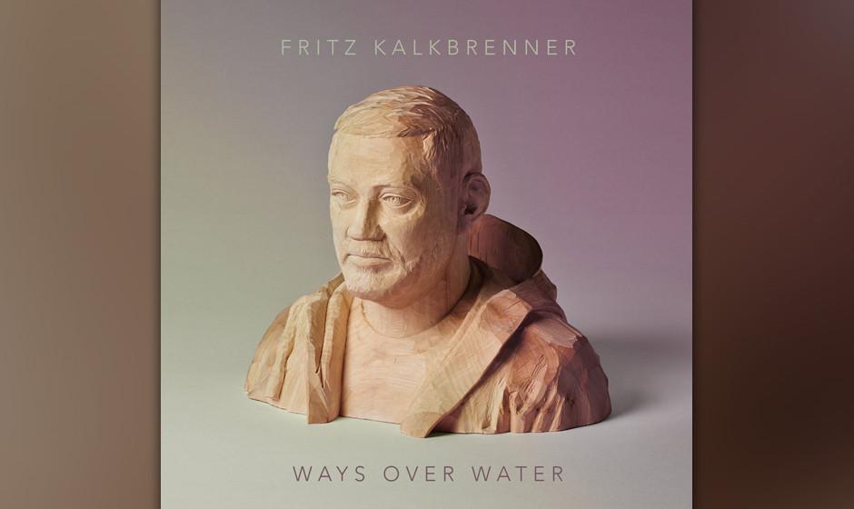 Fritz Kalkbrenner ist ein Workaholic: 'Ways Over Water' ist bereits sein drittes Album in vier Jahren - und erfolgreich in di
