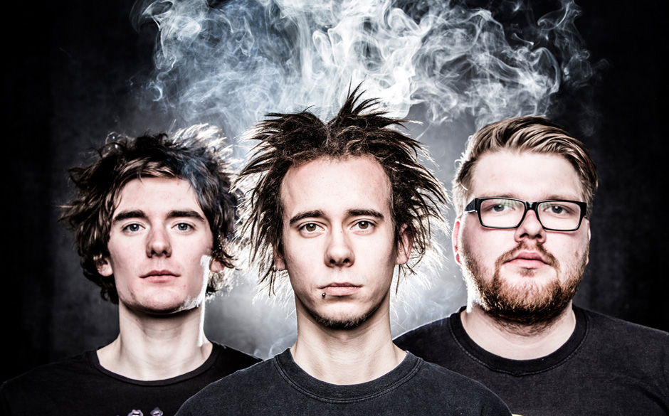 Exklusive Videopremiere: The Tips - 'My Girlfriends Mother'