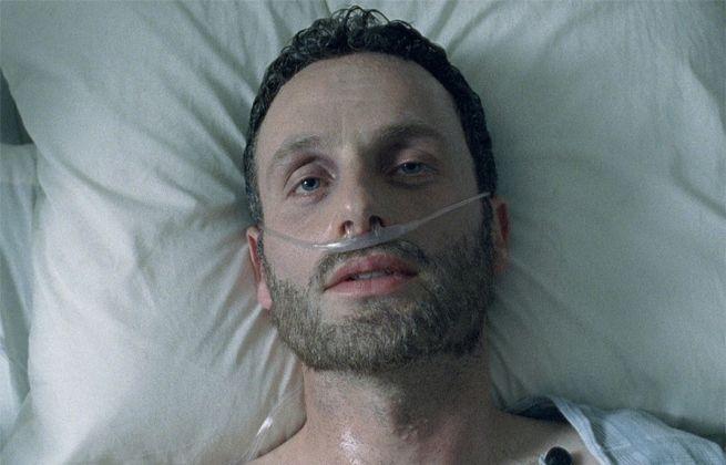 """The Walking Dead""-Schock: Andrew Lincoln (Rick Grimes) steigt aus"