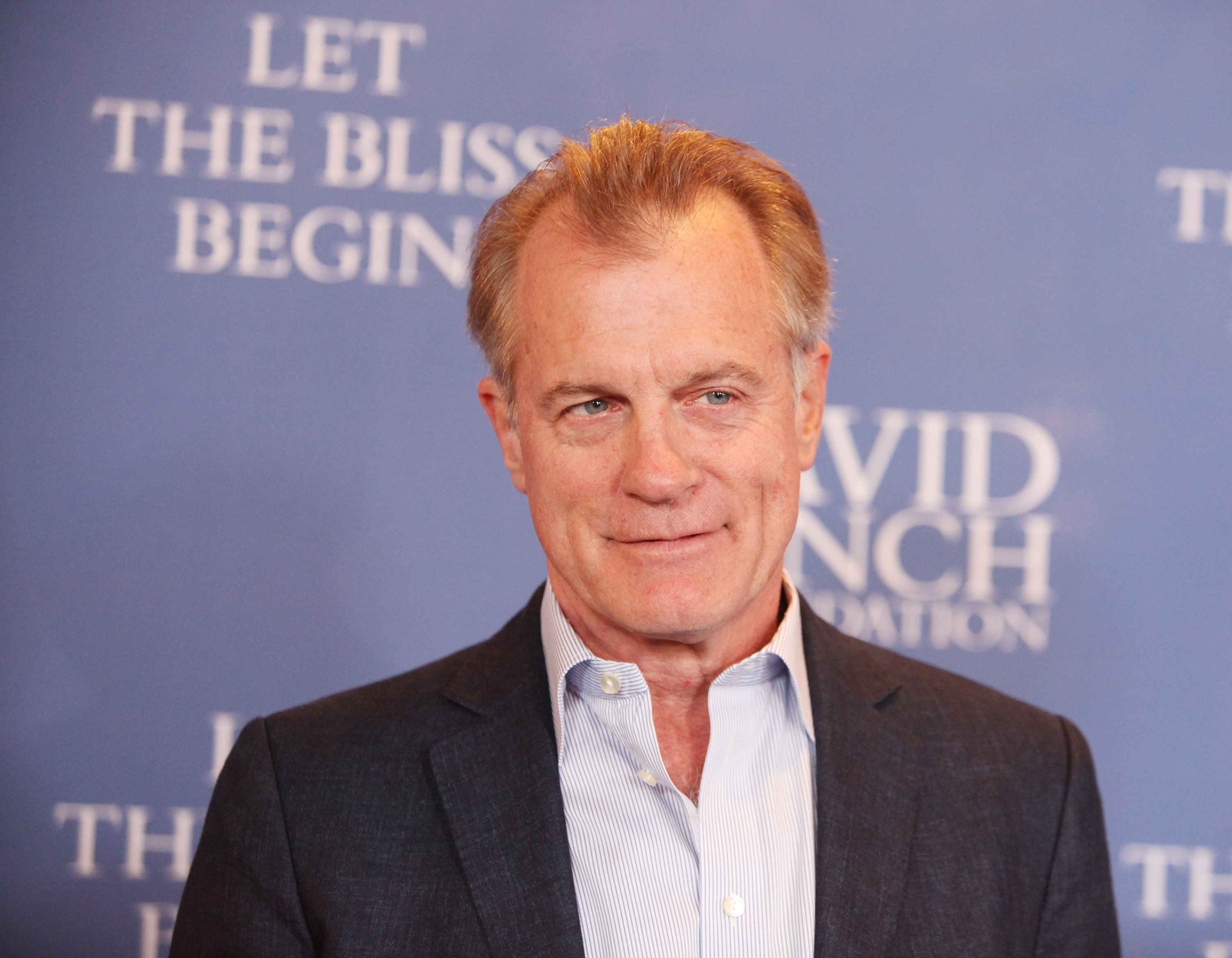 BEVERLY HILLS, CA - JUNE 30:  Stephen Collins arrives at The David Lynch Foundation hosts a 'Night of Comedy' held at the Bev